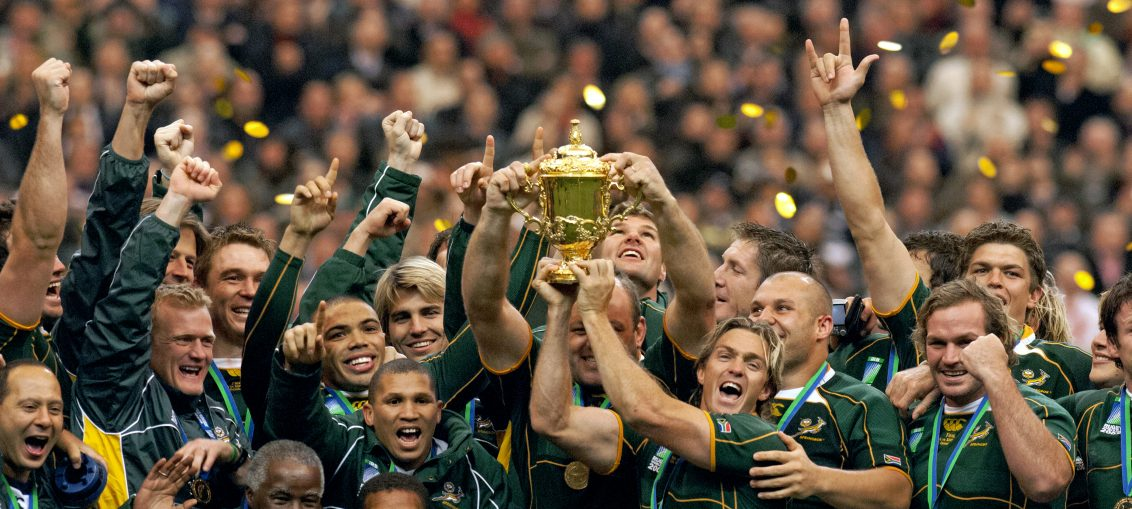South Africa 2007 Rugby World Cup